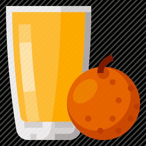 beverage, food, fruit, health, juice, orange icon