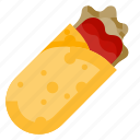 asian, beverage, fast food, food, kebab icon
