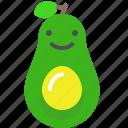 avocado, fruit, vegetable, veggie icon