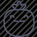 garden, tomato, vegetable, veggie icon