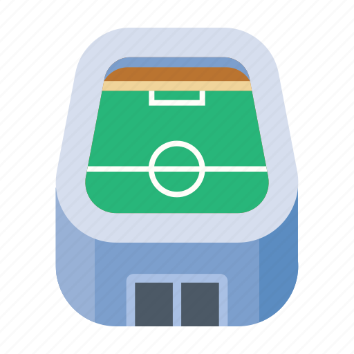 arena, field, football, stadium icon