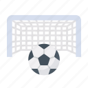 ball, football, goal, penalty icon