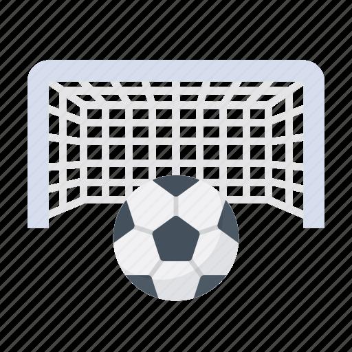 ball, football, goal, penalty icon