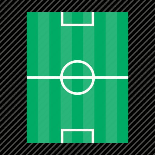 arena, field, football, soccer, sport, stadium icon