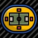 field, football, game, soccer, stadium, tournament