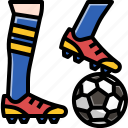 accessories, ball, foot, football, shoes, soccer, stud
