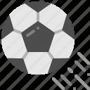 play, soccer, ball, recreation, kick, sport, football