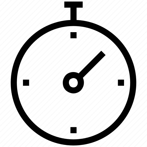 chronometer, clock, stop watch, time, timepiece, timer, watch icon
