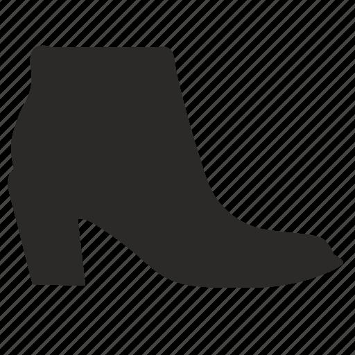 fashion, lady, shoe, style, woman icon