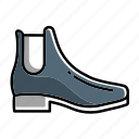 boot, boots, chelsea, chelsea boot, fashion, foot wears, shoes icon