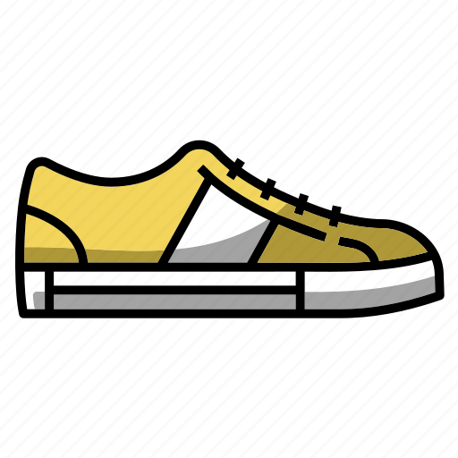 canvas shoes, fashion, foot wears, shoes, sneakers, sneakers002 icon