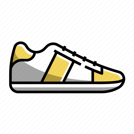 canvas shoes, fashion, foot wears, shoes, sneakers, sneakers009 icon