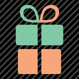 box, christmas, gift, holiday, present icon