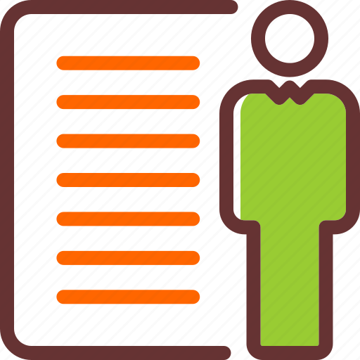 company, data, document, file, instruction, page, warranty icon