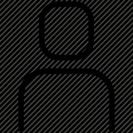 profile, user, user icon icon