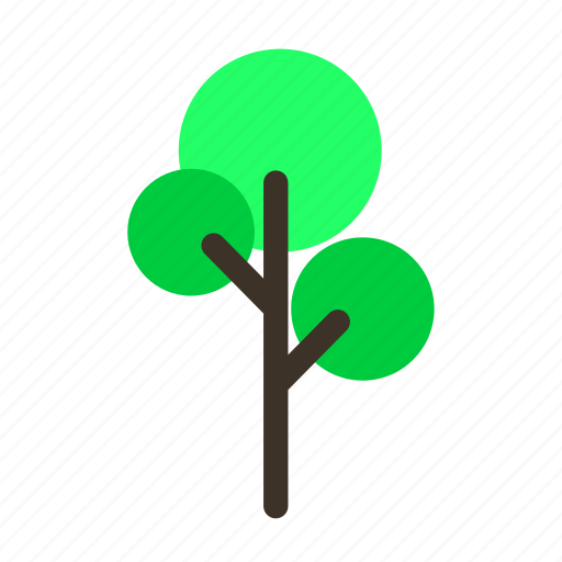 big, forestry, forrest, plant, tree, trees, tropic icon