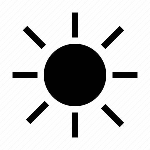 hot, season, summer, sun, warm, weather icon
