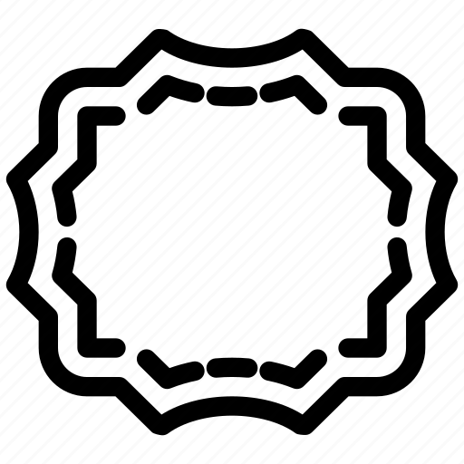 borders, dashed, dotted, frame, photoshop icon