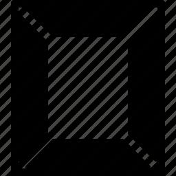 artframe, frame, image, photo, picture, portrait, rectangle icon