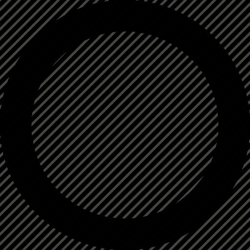 artframe, circle, frame, hanging, image, photo, round icon