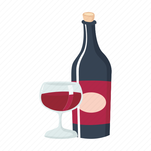 colorful, france, landmark, object, paris, wine icon