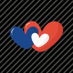 colorful, france, landmark, love, object, paris icon