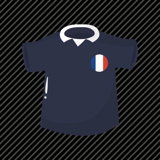 colorful, football, france, landmark, object, paris, shirt icon