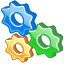 application, applications, configuration, contact, control, de, desktop, engineering, gear, gears, generator, machine, mime, preferences, reductor, settings, system, tool, tools, work icon