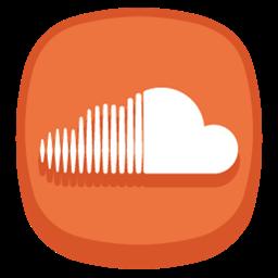 cloud, sound icon