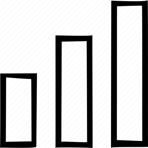 bar, chart, graph, statistics, stats icon
