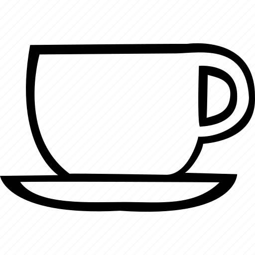 breakfast, coffee, cup, drink, hot icon