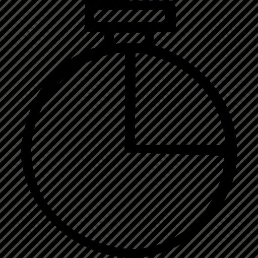 chronometer, stopwatch, timepiece, timer icon