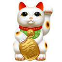 cat, clients, maneki, maneki neko, mimimi, neko, nyash icon