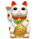 cat, clients, hello, icojam, japan, maneki neko icon