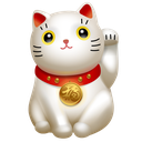cat, clients, hello, icojam, kitty, maneki, maneki neko icon