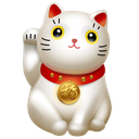 cat, clients, kitty, maneki neko, traffic icon