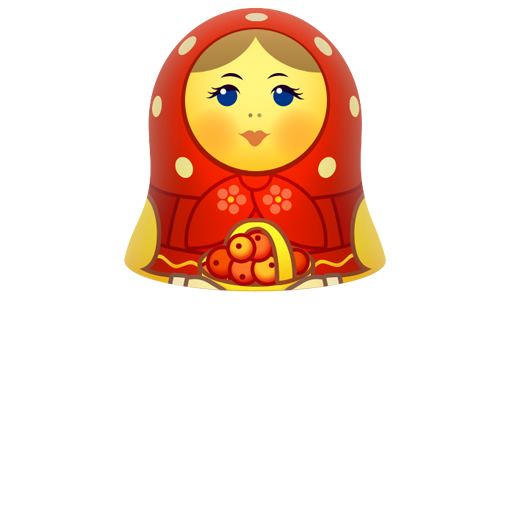 doll, matreshka, matrioshka, mother, open, toy, woman icon