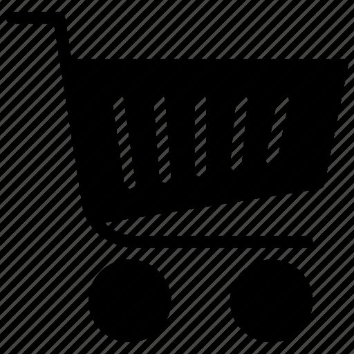 bag, basket, cart, finance, shopping icon