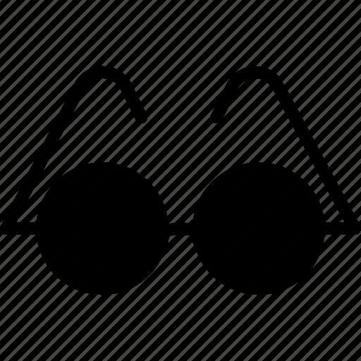 eyeglasses, eyewear, glases, spectacles, sunglasses icon