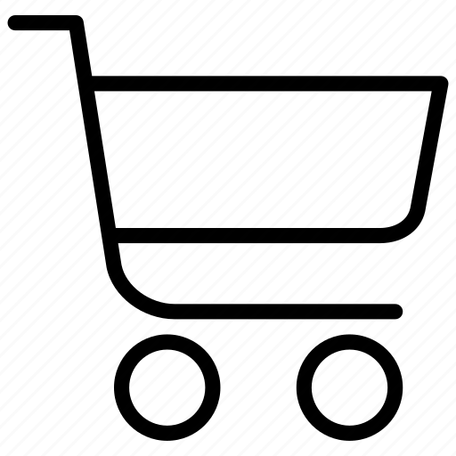 basket, cart, shop, shopping, trolley icon