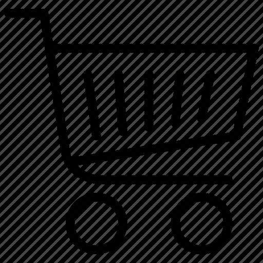 basket, cart, money, sale, shopping icon
