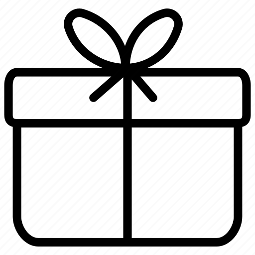 box, christmas, delivery, gift, present icon