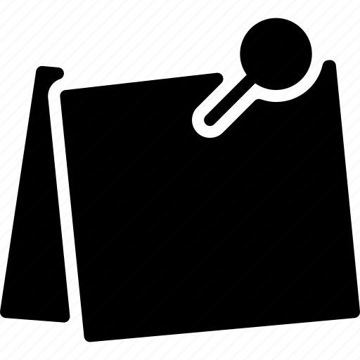 file, information, notes, postit, sticky icon