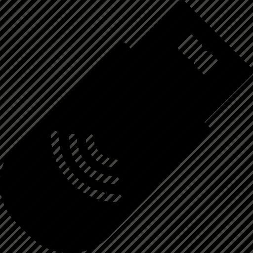 communication, device, modem, technology, usb icon