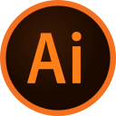 adobe, design, editor, graphic, illustration, illustrator icon