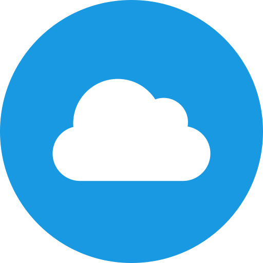 cloud, cloudy, document, file, storage, upload icon