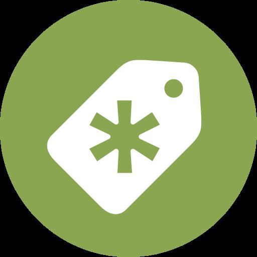 creativemarket, design, galery, sales, shop icon