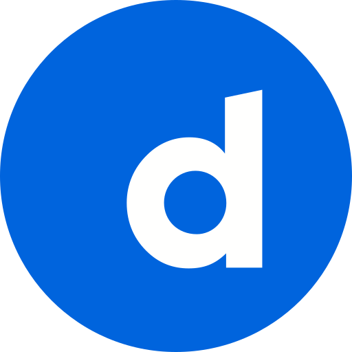 dailymotion, france, hosting, online, video icon