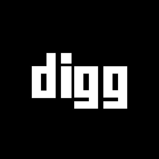 digg, media, news, photography, social, video icon