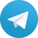 airplane, bot, chat, message, telegram icon